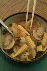 Ancient Chinese Bachelor Soup